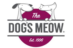 The Dog's meow logo